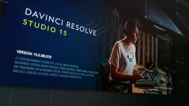 Resolve 15 includes more  refinements to edit