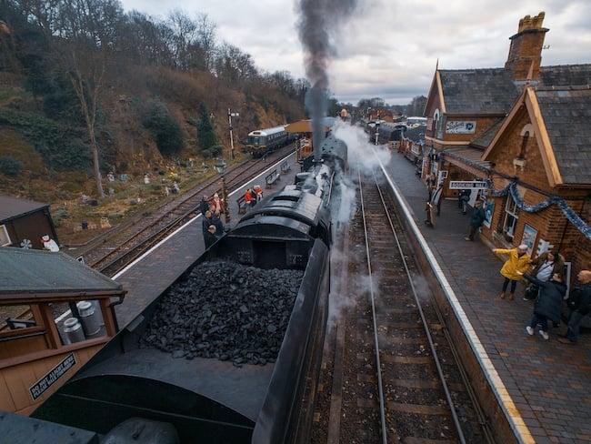 Sandmarc steam train.jpg
