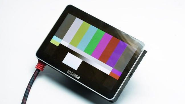 SmallHD's new Focus 7 high-brightness display.JPG