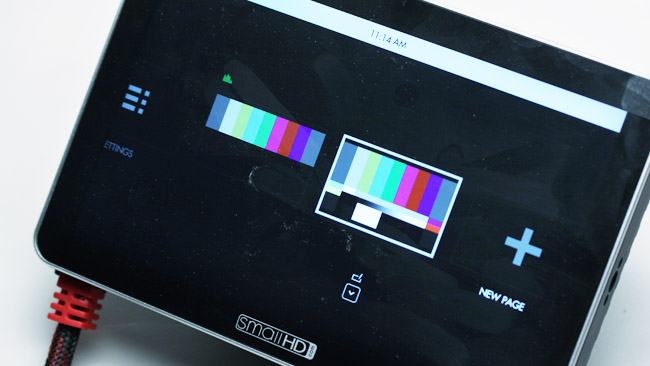 SmallHD's page-based user interface makes things easy.JPG
