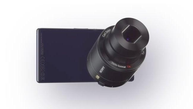 Sony Lens camera
