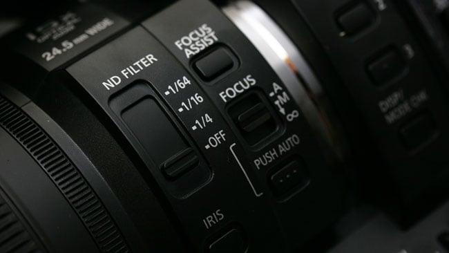 The_UX90_enjoys_a_comprehensive_set_of_manual_controls_including_the_inbuilt_ND_filters.JPG