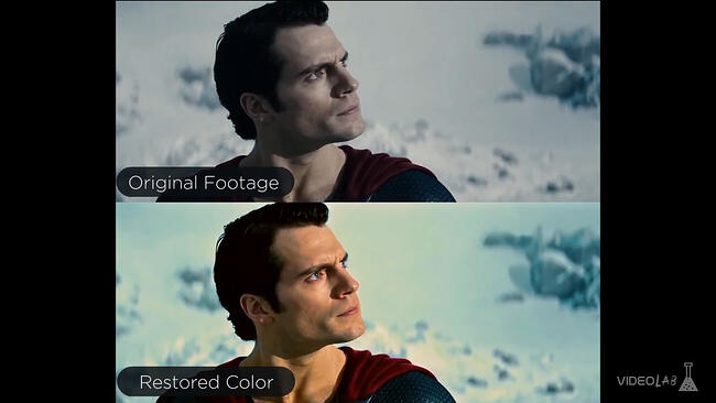 The grade on Man of Steel attracted  attention for its desaturated nature (though some video reviews  overemphasised that for comic effect.) Everyone has an opinion.jpg