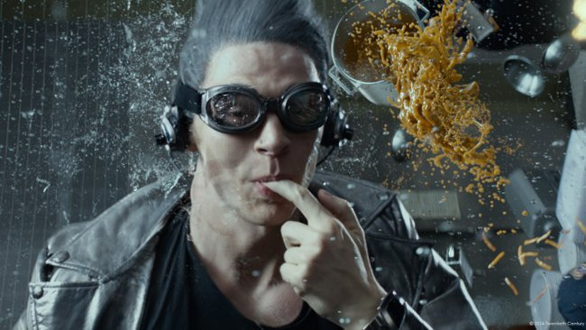 X-Men 1 after