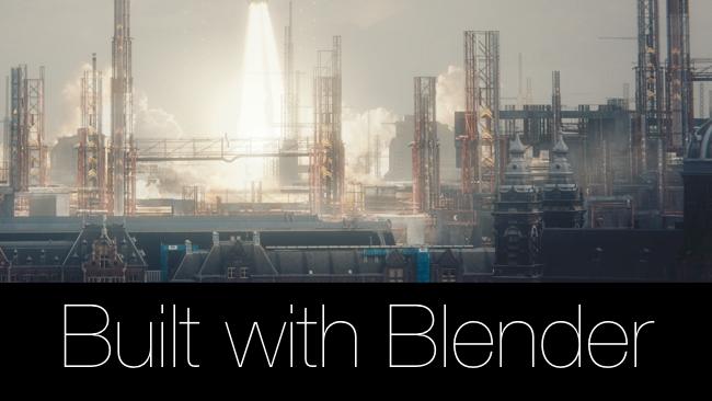 Blender/RedShark