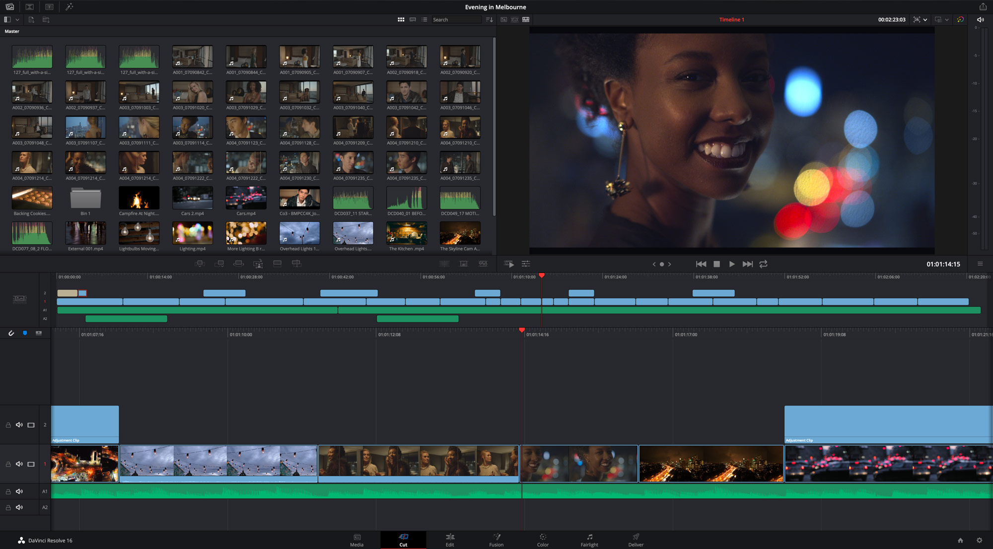 Blackmagic Design S Radical New Video Editor