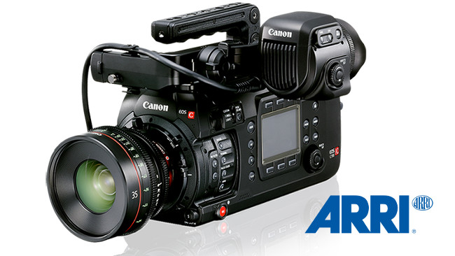 Canon / Arri / RedShark News