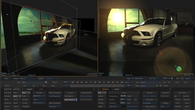 Autodesk/Red Shark