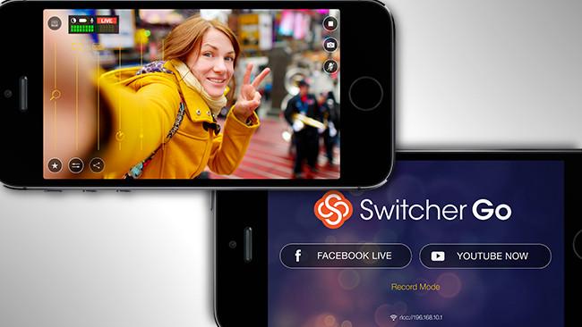 Switcher / Redshark News