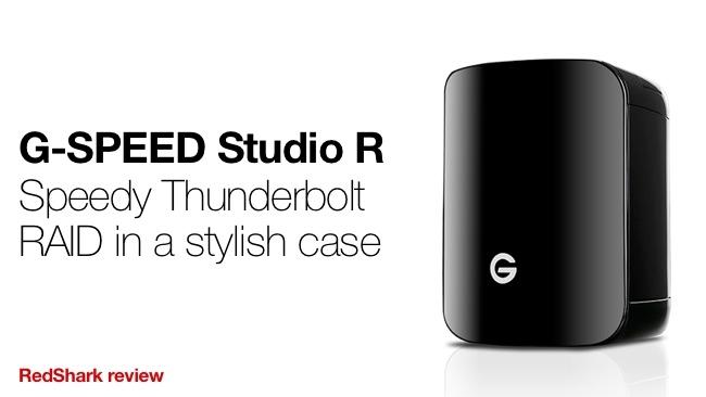 G-Technology/RedShark