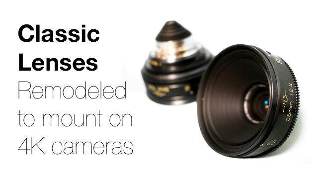True Lens Services/RedShark