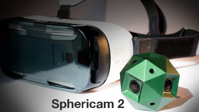 Sphericam / RedShark News