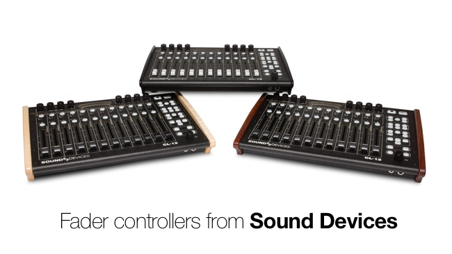 Sound Devices/RedShark