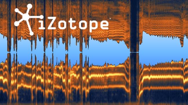 iZotope/RedShark