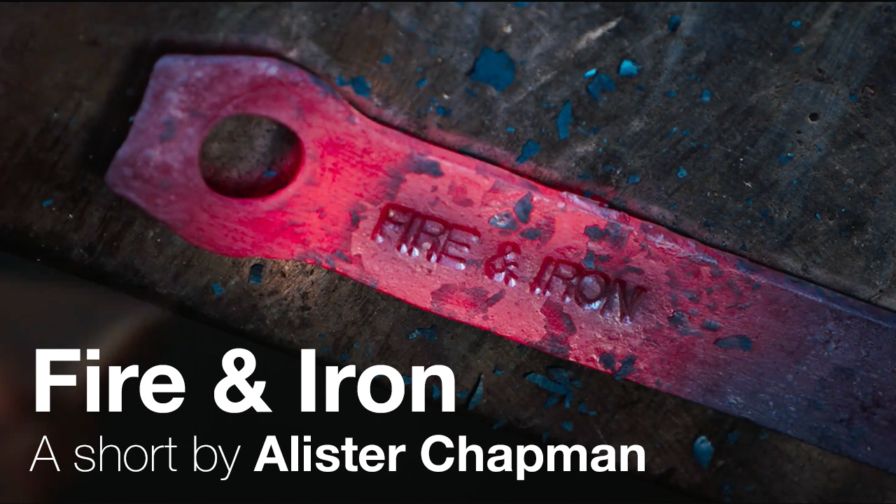 Alister Chapman