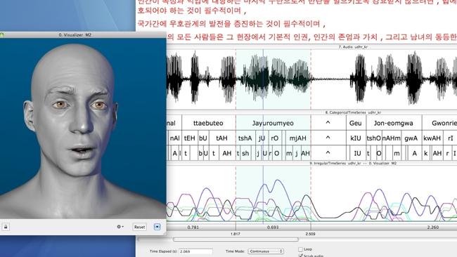 Speech Graphics/RedShark