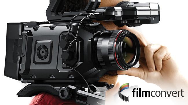 Blackmagic Design / Filmconvert / RedShark News