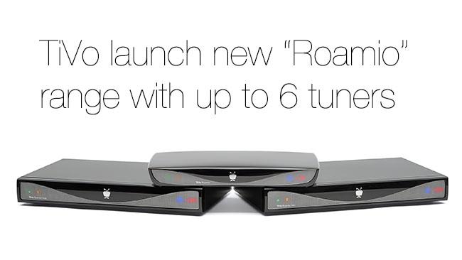 TiVo/Redshark