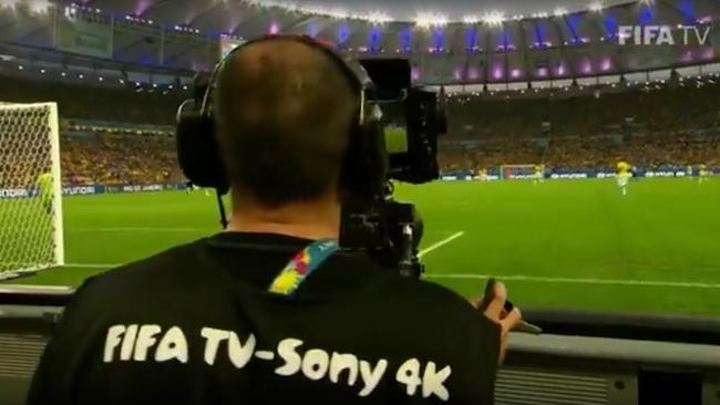 Sony/FIFA TV