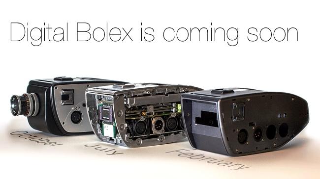 Digital Bolex