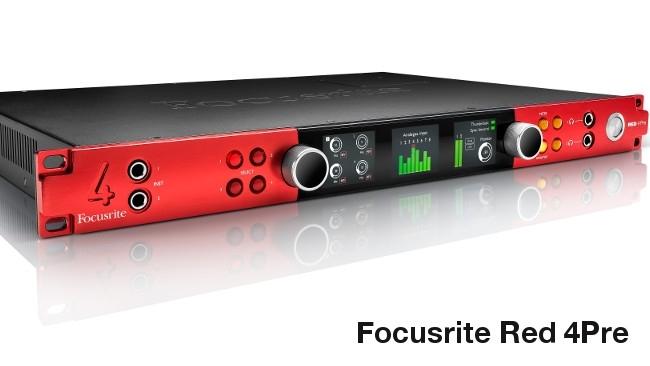 Focusrite / RedShark Sound