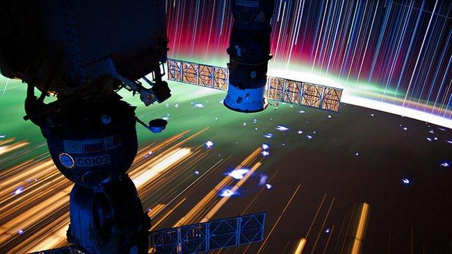 NASA / Don Pettit