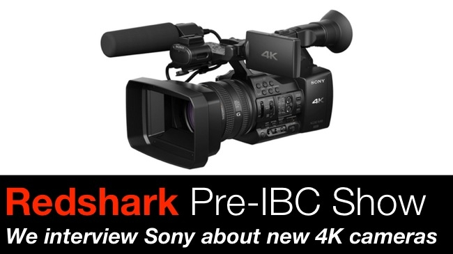 RedShark/Sony