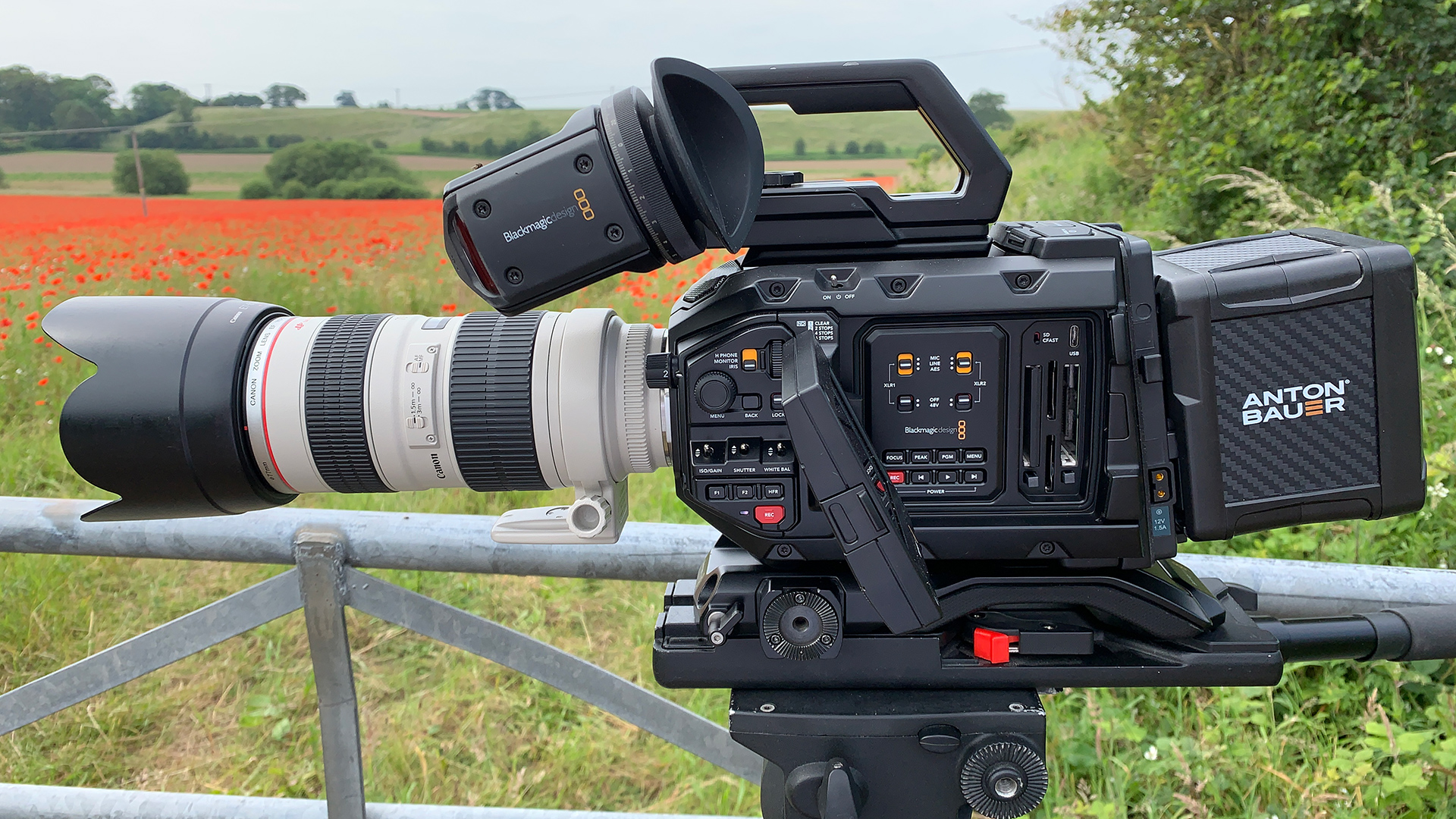 The Ursa Mini Pro 4 6k G2 Is An Entirely New Genre Of Camera
