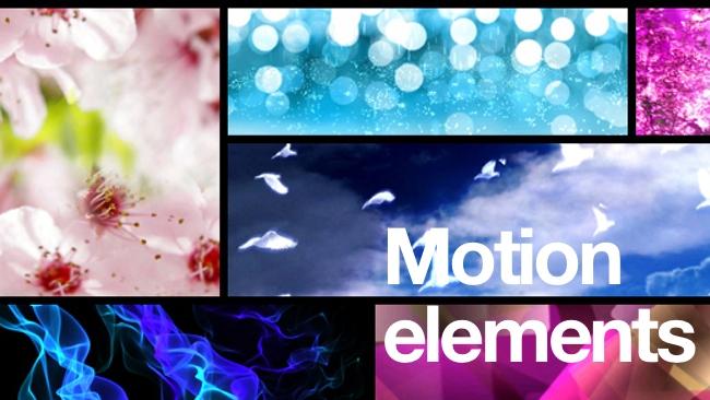 Motion Elements
