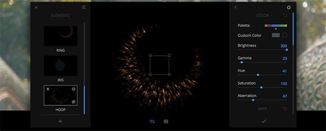 mFlare 2 interface.jpg