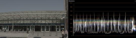 waveform peaks log