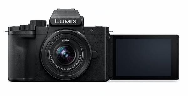 The Panasonic Lumix G100. Image: Panasonic.