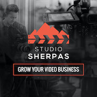 Studio Sherpas podcast