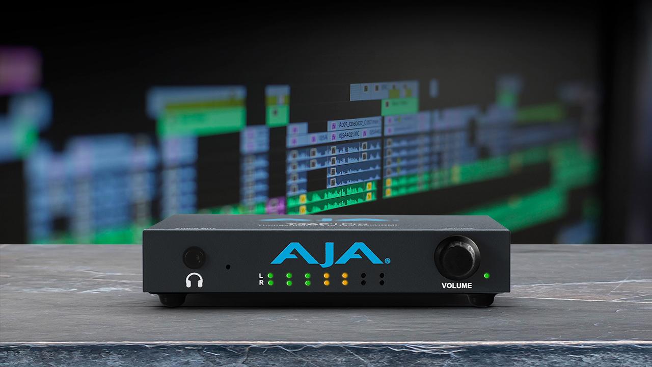 AJA's T-Tap Pro. Image: AJA.