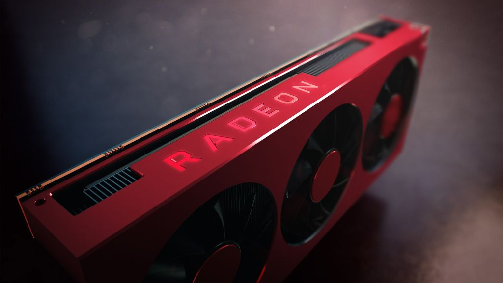AMD's Big Navi is hotly awaited. Image: AMD.