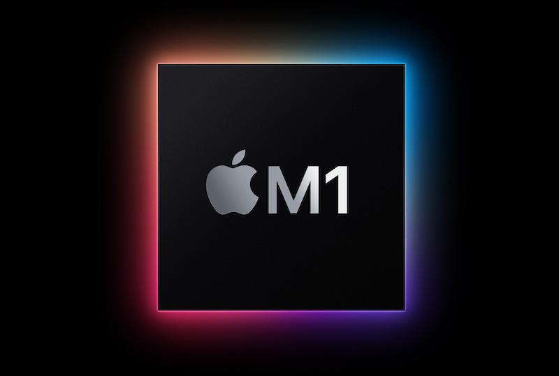 Apple M1 Processor. Image: Apple.