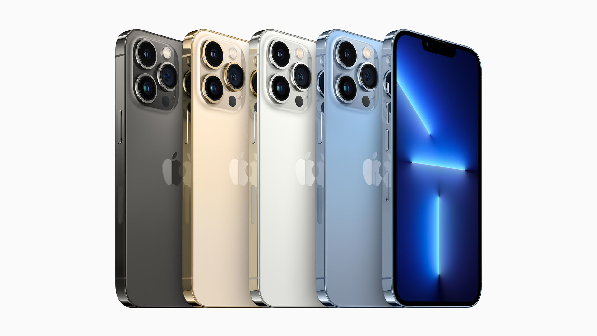 The all new iPhone 13 Pro. Image: Apple.