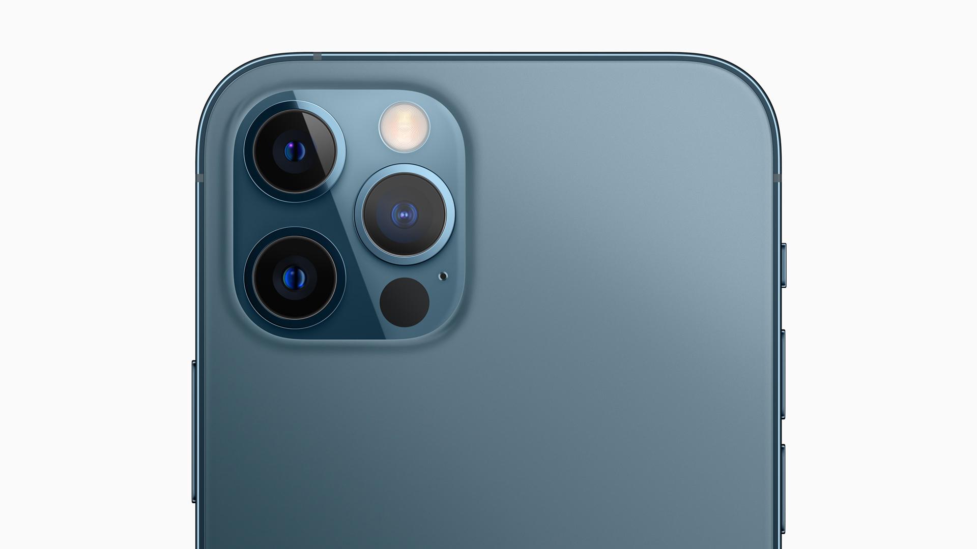iPhone 12 Pro Max. Image: Apple.