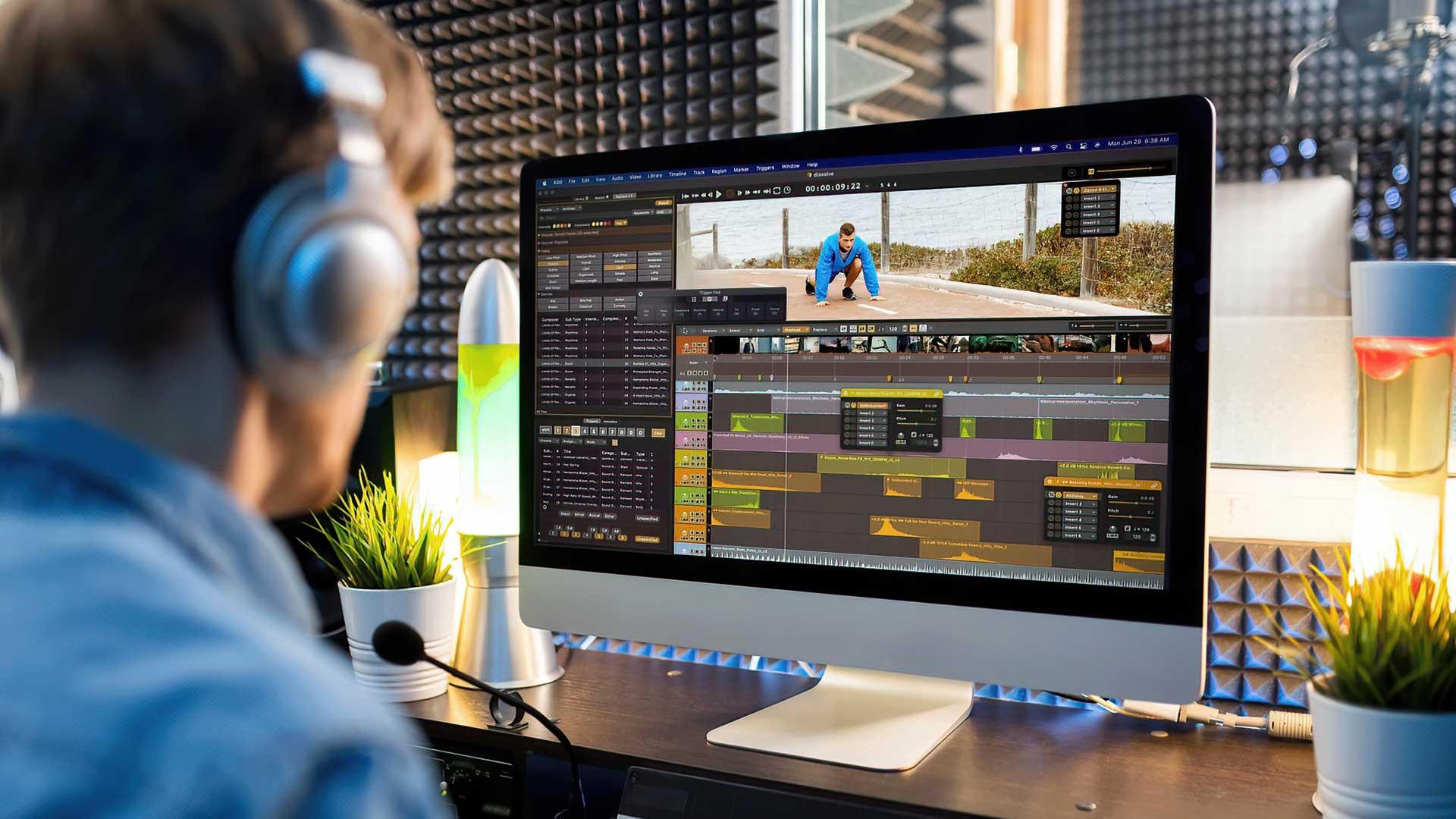 Version 1.7 of Audio Design Desk has been released. Image: SoundOn.