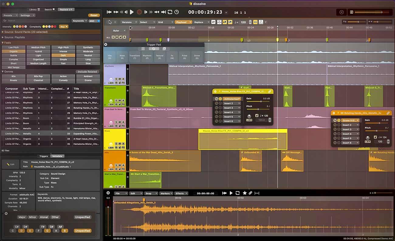 Audio Design Desk.