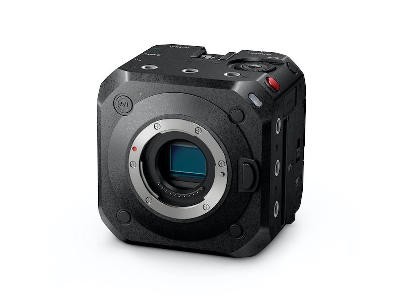 Panasonic's new BGH1 box camera. Image: Panasonic.