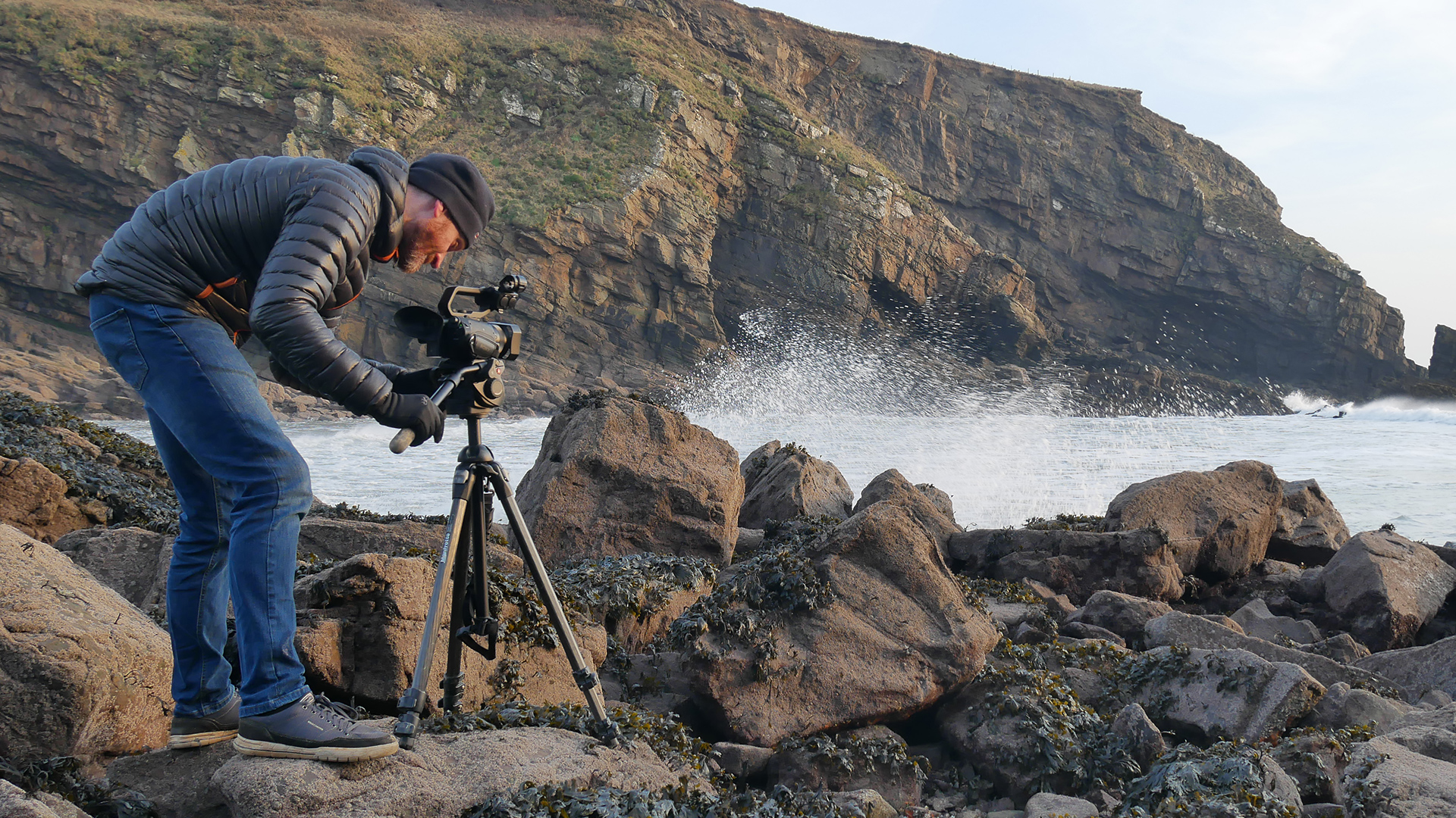 Reviewing the Sony PXW-Z90.