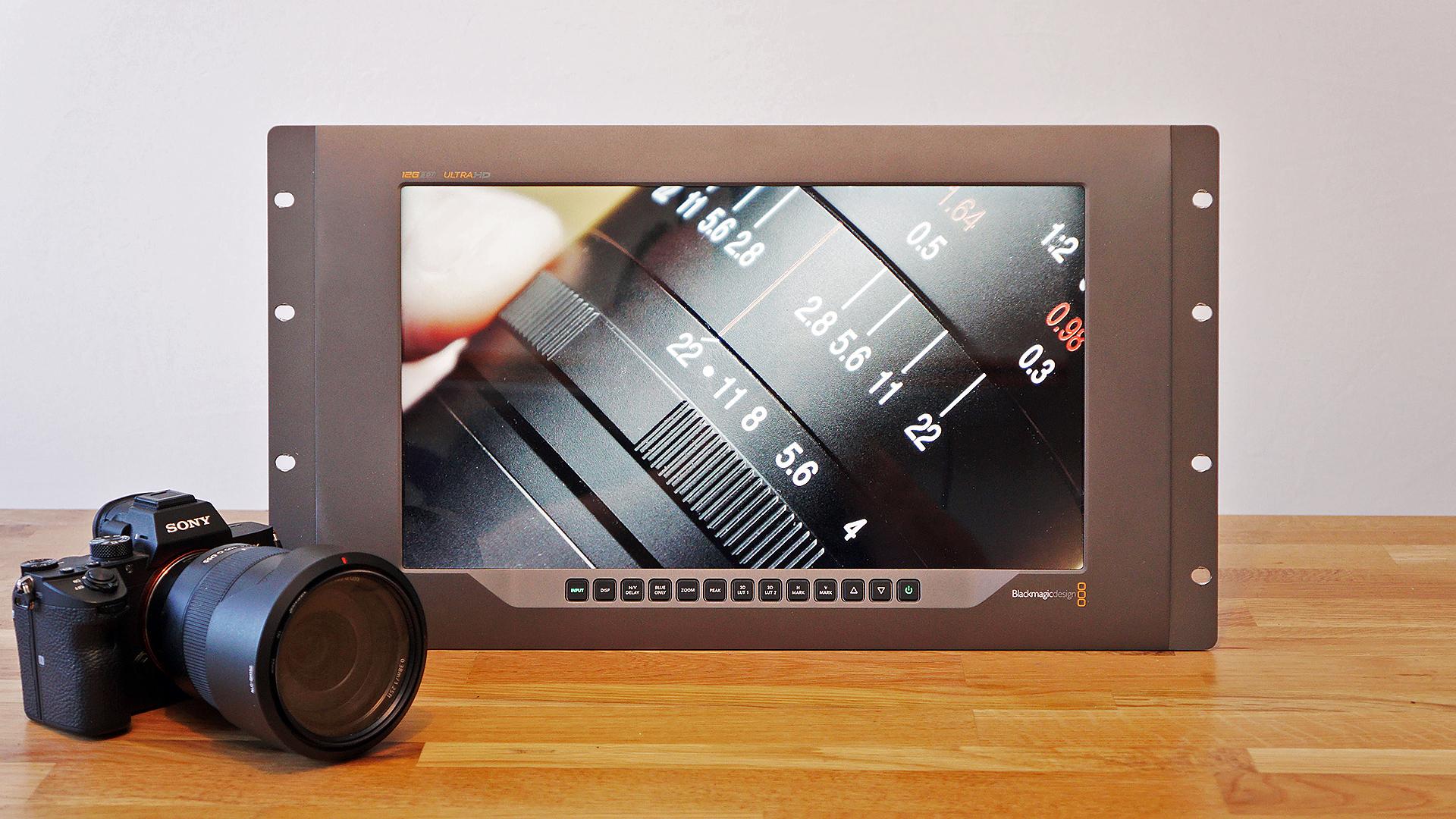 Blackmagic Design SmartView 4K review