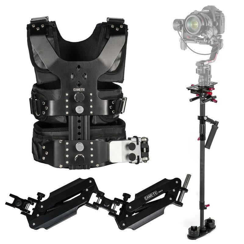 CAME-TV 2-8KG Load Pro Camera Video Stabilizer Kit