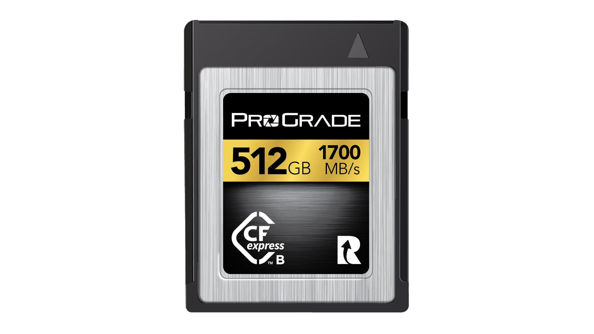 ProGrade Digital 1700MB/s CFexpress card