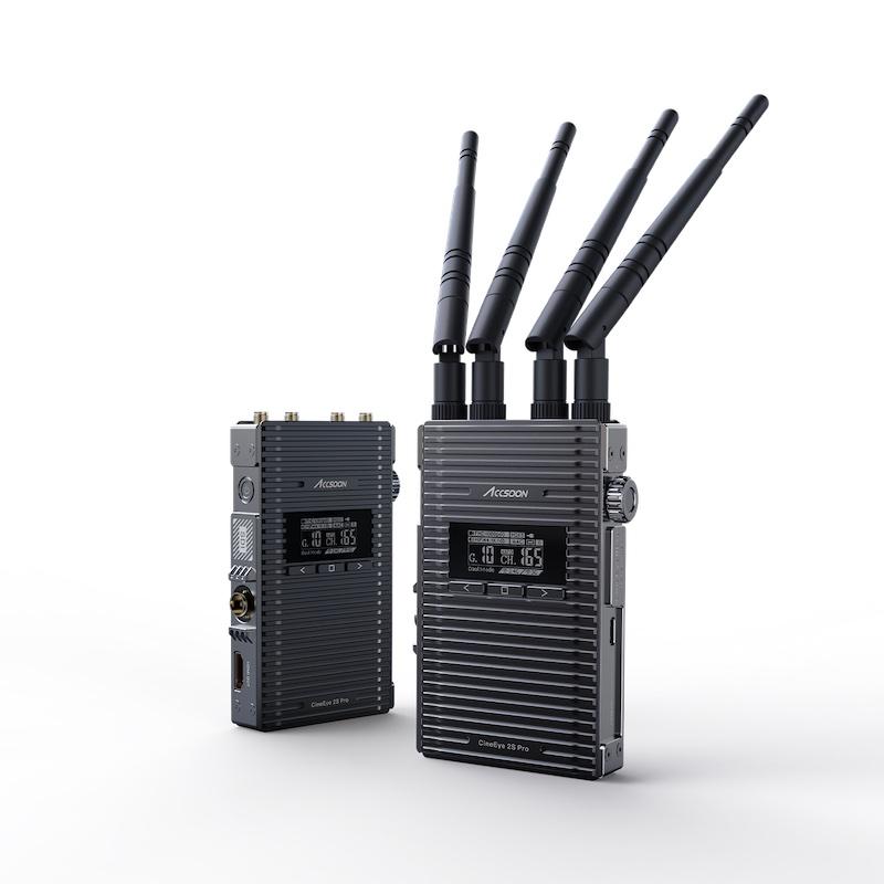 neEye 2S Pro wireless video transmitter
