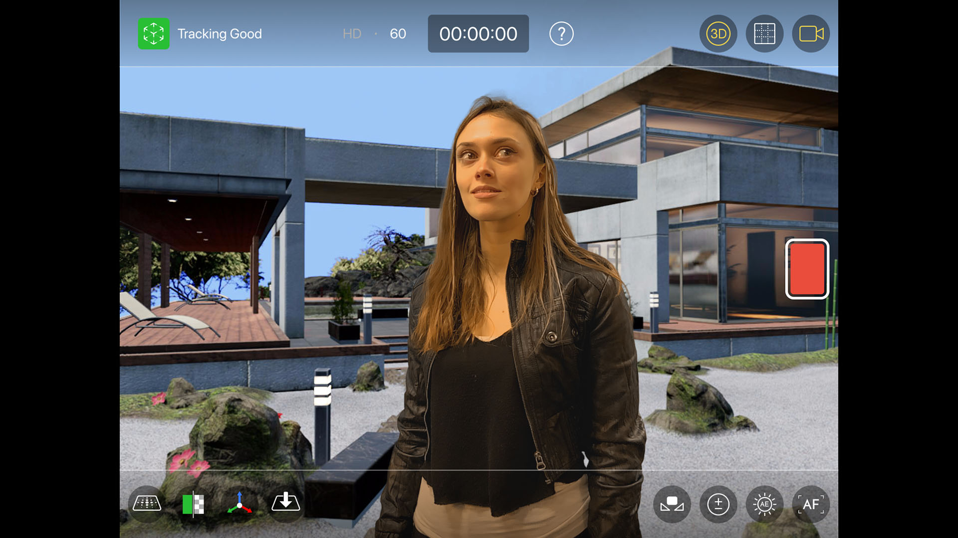 CamTrack AR version 2.0. Image: FXhome.