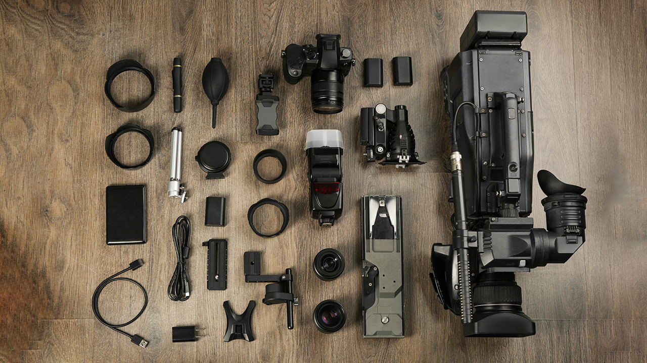 There are lots more things to think about than just camera gear. Image:
