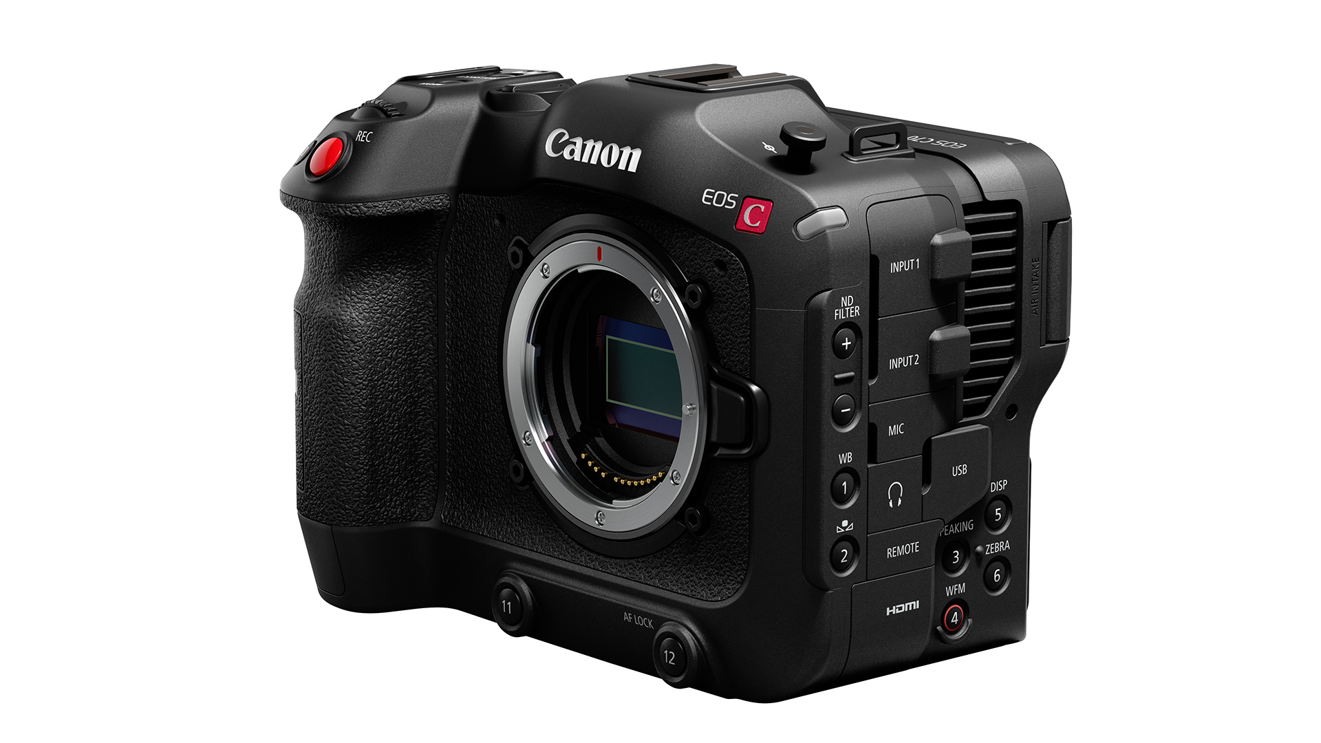 Canon C70 cinema camera