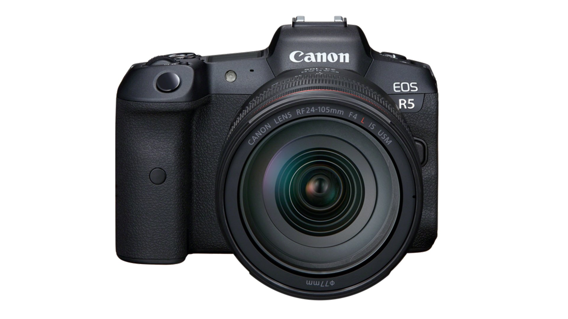 Canon EOS R5 firmware update.